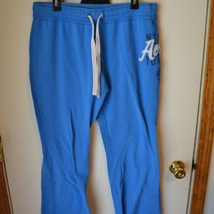 Aeropostale blue pants size xl